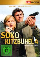 SOKO Kitzbühel 4: Folge 31 - 40 (Kristina Sprenger - Hans Sigl)      | DVD | 441