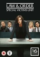 Law and Order- Special Victims Unit - Season 16 [DVD][Region 2]
