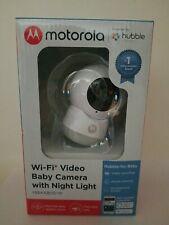 New listing Motorola Peekaboo-W Full Hd Wi-Fi Video Baby Camera with Night Light New Sealed