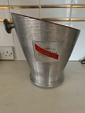Vintage Art Deco G.H. MUMM REIMS FRANCE RIBBED CHAMPAGNE ICE BUCKET
