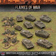 Flames of War - British: British Armoured Battle Group BRAB10