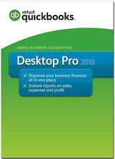 INTUIT QuickBooks Desktop Pro 2018🔥70%OFF🔥3 USER🔥