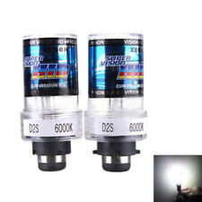 2X D2S 35W 6000K Xenon HID Headlamps Replacement Bulb 12V Headlight Bulbs Lamp