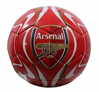 Arsenal Soccer Ball Gunners Premier League Official Licensed Rhinox NEW Size 5