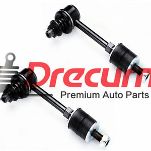 FINDAUTO 2Pcs Set Fit for 1996 1997 1998 1999 2000 2001 2002 T-oyota 4Runner Rear Sway Bar End Links