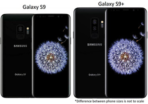 Samsung Galaxy S9 / S9+ | 64/128/256GB AT&T OR GSM Unlocked Smartphone G960U /5U