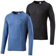 Wool Blend M Regular Size Crewneck Sweaters for Men