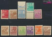 Sowjetische Zone (All.Bes.) 29y-40y (kompl.Ausg.) postfrisch 1946 Absc (9222507