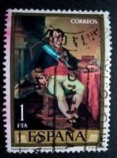 Spain stamps - Vicente López y Portaña - 1973 1 peseta FREE P & P