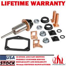 Starter Solenoid Repair Rebuild Kit Contacts Parts For Toyota Subaru Honda Dodge
