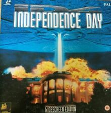 Independence Day Laserdisc PAL & Ee1142