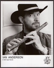 IAN ANDERSON Jethro Tull rock band Flute player Guitarist Singer etc ORIG PHOTO