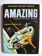 Amazing Stories   December 1958   volume 32   number 12   digest size