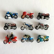Micro Machines: Motorcycle / Motorbike / Bike Job Lot - Harley, BMW, Honda, Moto