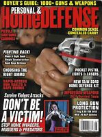 Personal and Home Defense Magazine Pistols Shotguns Carbines Guns Weapons 2011 `