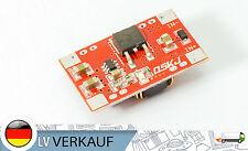 """Boost converter DC-DC step-up da"""" 3v -5 V"""" 3a è 5v Per Arduino DIY"""