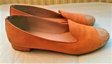Stuart Weitzman for Russell & Bromley Real Leather suede flats UK 7 EU 40 US 9