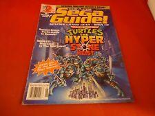 Game Player's Sega Genesis Game Gear CD Guide TMNT Hyperstone Heist Cover 1993