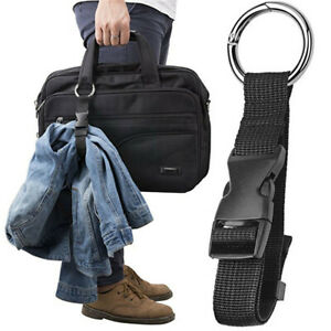 Anti-theft Luggage Strap Holder Gripper Add Bag Handbag Clip Use to Carry Useful