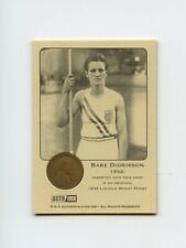 #LK.1056 BABE DIDRIKSON 1932 Wheat Penny Insert Trade Card RARE