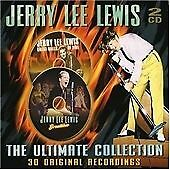 The Ultimate Collection, Jerry Lee Lewis, Very Good Box set
