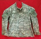 US Army Combat Uniform Coat Hot Weather Field Jacket Digital Camo  Large-Regular