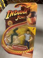 Indiana Jones Action Figure 2008 Series -Mutt Williams - Brand New - MOC