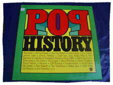 Pop History 5 LP Box von 1950 - 1975 + Booklet (D35)