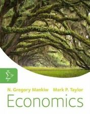 Economics by Mark P. Taylor, N. Gregory Mankiw (Mixed media product, 2014)