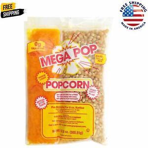 Gold Medal Mega Pop Popcorn Kit (8 oz., 24 ct.)