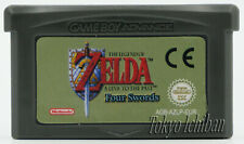 Jeu Zelda Link To The Past - Four Sword - Nintendo Game boy Advance GBA SP / DS