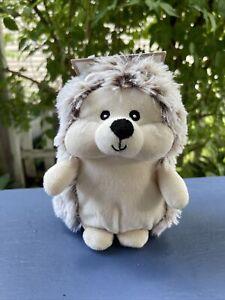KellyPet 7'' Hedgehog W/Squeaker Dog Toy
