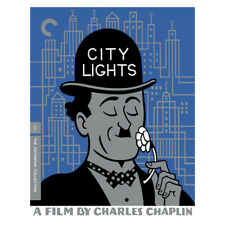 Criterion Collections Brcc2601 City Lights (Blu-Ray/Ws 1.19/B&W)