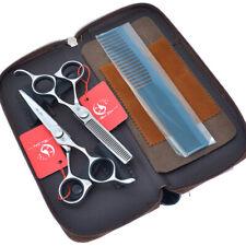 "6.0"" High Quality Hair Cutting Scissors Thinning Shears Salon Hairdressing Tool"