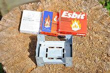 Original Esbit Klappkocher, NEU inklusive 1 x Brennstoff, Schnellkocher, Outdoor