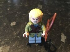 Lego 9473 Legolas Minifigure from Lord of the Rings Mines of Moria (Lor015)