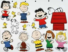 Eureka 840227 Peanuts Gang Snoopy Bulletin Board Decorations Cut Outs