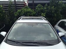 Toyota RAV-4 RAV4 2013-up OEM Roof Rack silver color painted