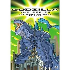 Godzilla: The Series - Monster Wars (DVD, 2004)