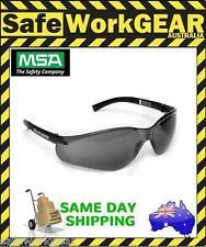 MSA NULLARBOR SMOKE Lens Safety Glasses Eyewear Protection