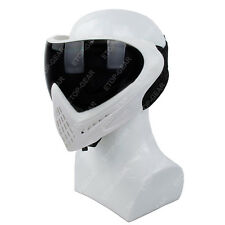 Tactical Airsoft Anti-fog Goggle Paintball FMA Full Face Lens Protective Mask