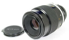 Nikon Nikkor Ai 105 mm F/4 Micro Lens **Excellent** Condition
