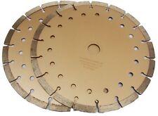 Purework Diamant Trennscheiben 230mm für Beton Klinker Ziegel Dachpfanne