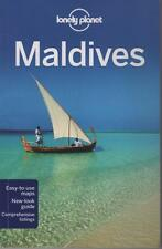 MALDIVES - LONELY PLANET TRAVEL GUIDE TO POPULAR DIVING AND SURFING DESTINATION