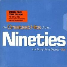 Greatest Hits of the Nineties All Saints, Garbage, Depeche Mode, Moloko.. [2 CD]