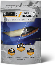 Cerakote Ceramic Headlight Restoration Kit