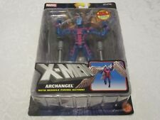 Toy Biz Marvel X-Men Classics Archangel Missle Firing Action Figure