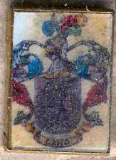 Heraldry PIN metallic del last name : CANO