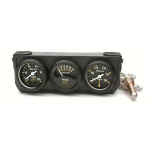 "Auto Meter Electronic Multi Purpose Gauge 2396; Auto Gage 1-1/2"""