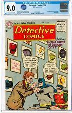 1956 DC DETECTIVE COMICS #230 1ST MAD HATTER JERVIS TETCH CGC 9.0 SINGLE HIGHEST